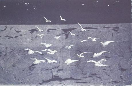 """Midnight Gull Frenzy"""